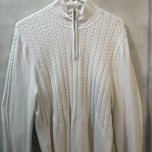 Nils women's tunic-style ski sweater